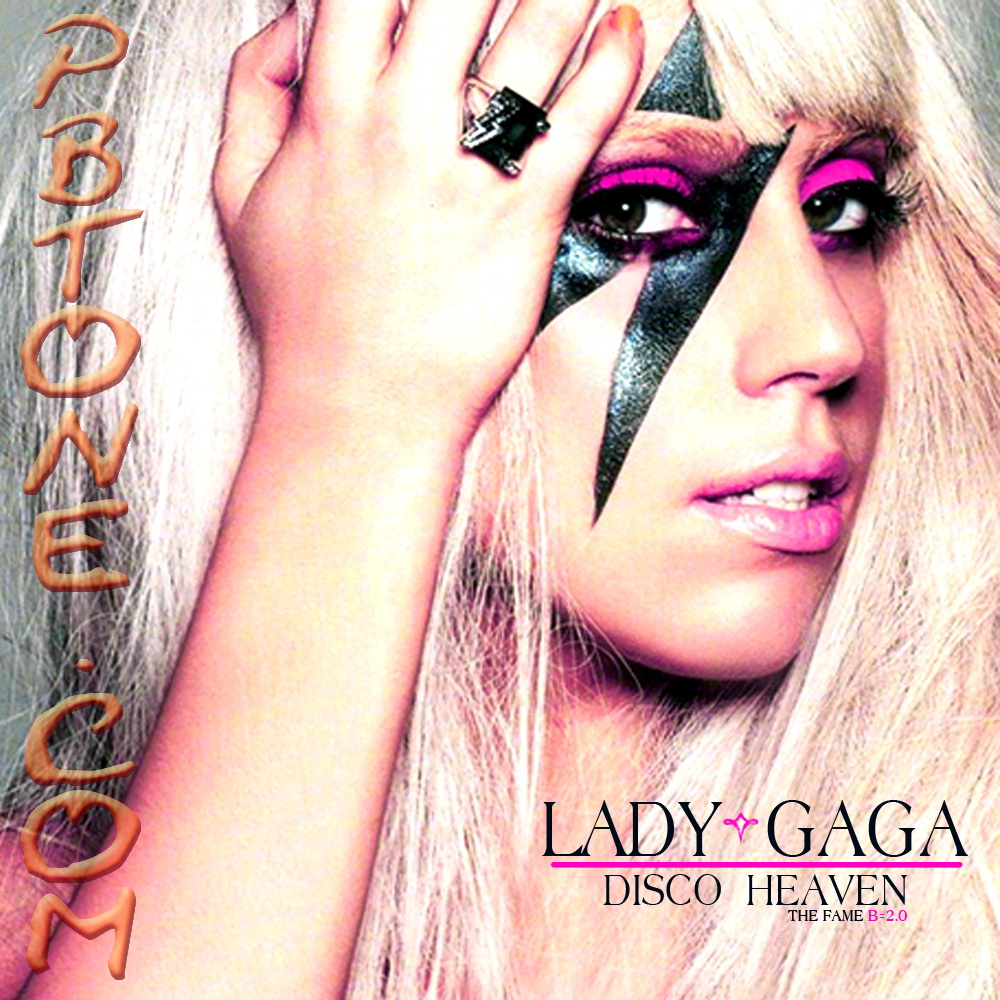 LADY GAGA - DISCO HEAVEN 2009